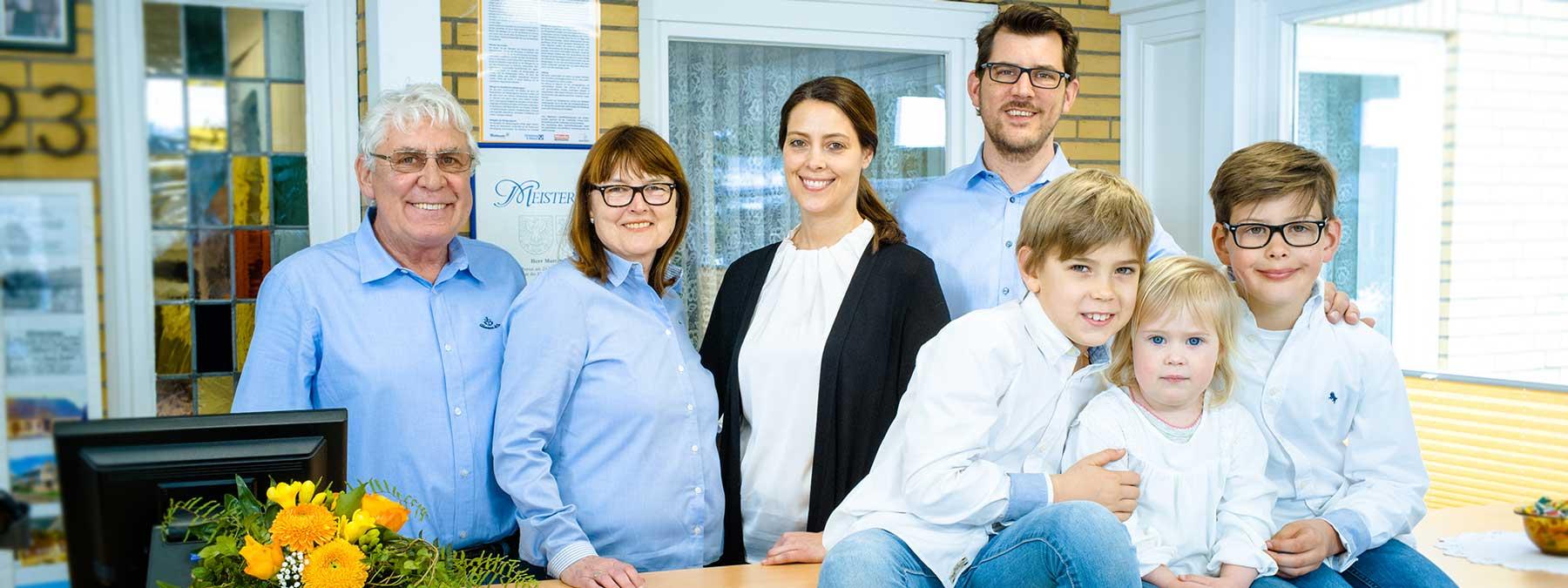 Wäscherei Röder Familienunternehmen
